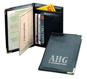 Ausweis-u.Kreditkartentasche, Kunstleder (Productno.: BO-5020)