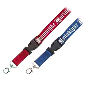 Promotionbänder, Nylon, 900x20 mm (Productno.: BO-5280)