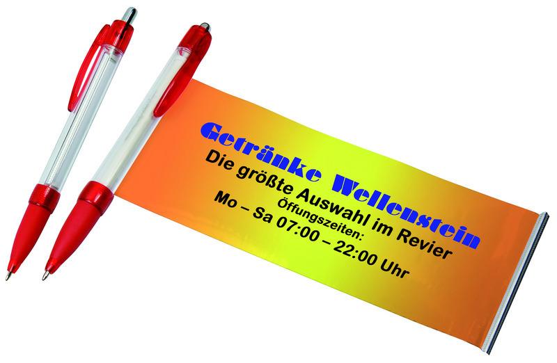 "Druckkugelschreiber ""Flaggen Pen"" (Productno.: BO-54595)"