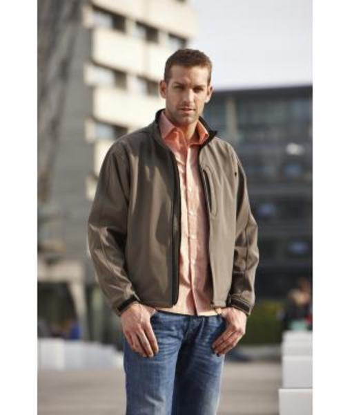 """Men's Softshell Jacket"" (Productno.: D-JN135)"