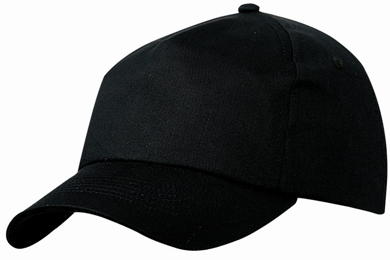 5 Panel Promo Cap / hohes Frontpanel (Productno.: D-MB002)