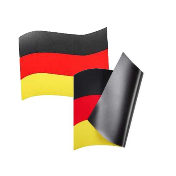 """Automagnet """"Flagge"""" klein """"Deutschland"""" (Productno.: EF-07332)"""