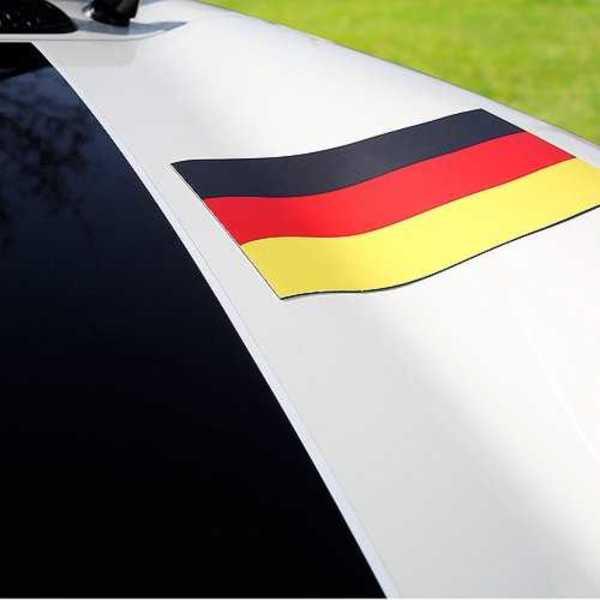 "Automagnet ""Flagge"" mittel DEUTSCHLAND (Productno.: EF-07333)"