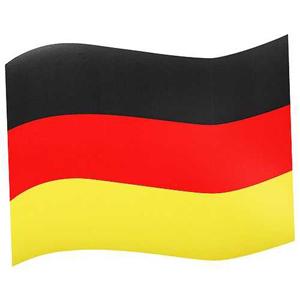 "Automagnet ""Flagge"" groß DEUTSCHLAND (Productno.: EF-07334)"