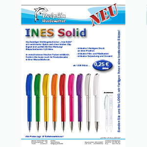 INES SOLID (Productno.: Flyer-INESSOLID)