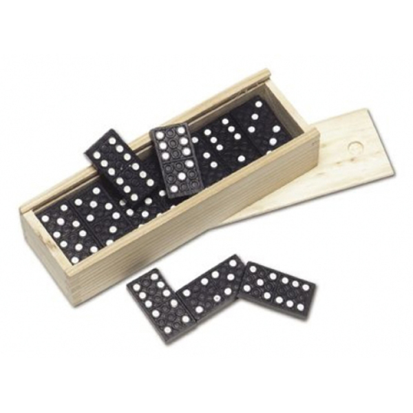 Domino-Spiel in Holzbox (Productno.: GE-2546)