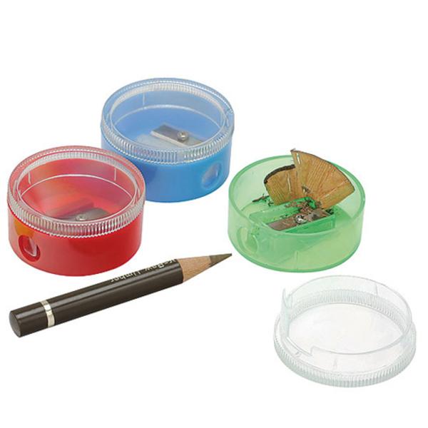 Bleistiftspitzer-Runddose (Productno.: H-7043)