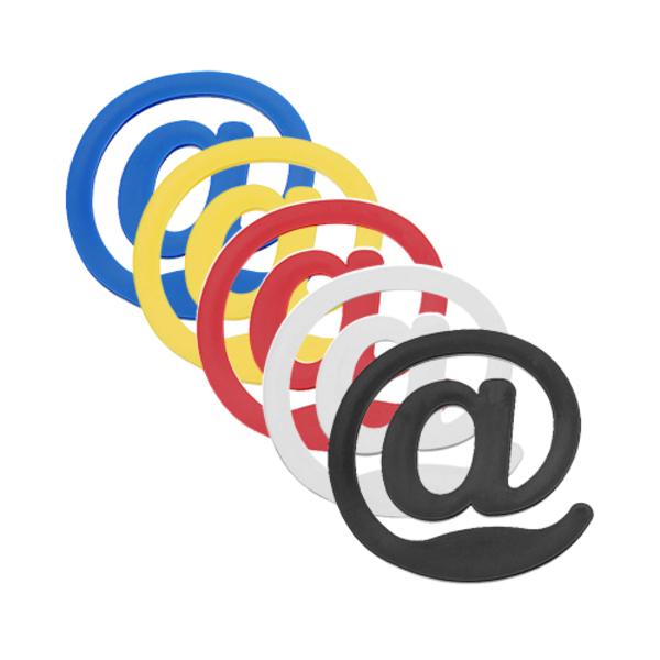 Briefklammer @ - Zeichen (Productno.: H-7879)