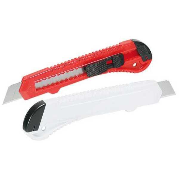 Cuttermesser groß, Feststellklinge (Productno.: H-8025)