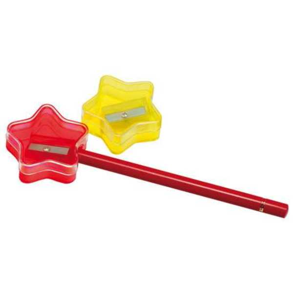 Bleistiftspitzer in Sternform (Productno.: H-8964)