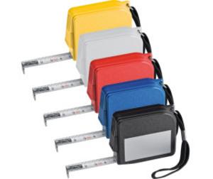 2m Stahlbandmaß,farbig sortiert (Productno.: MAC-88802)