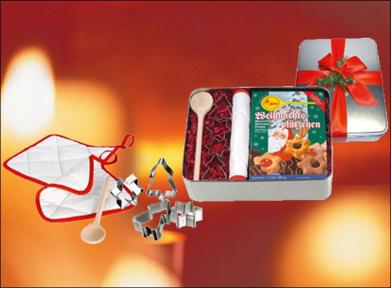 """Set Weihnachtsbäckerei"" (Productno.: MUF-4312)"