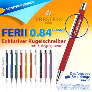 """Metallkugelschreiber """"Ferii"""" (Productno.: V-FERII)"""