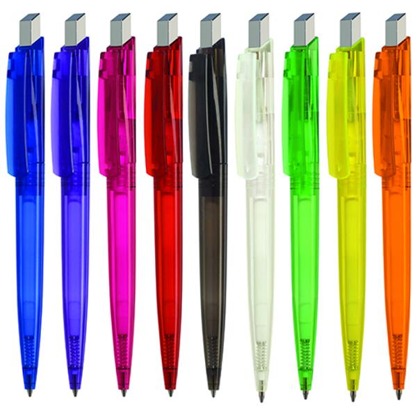 """Druckkugelschreiber """"GITO Color"""" (Productno.: V-GITO color)"""