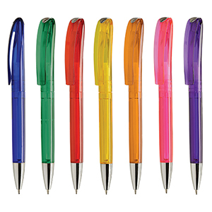 """Drehkugelschreiber """"INES Color"""" (Productno.: V-INES color)"""