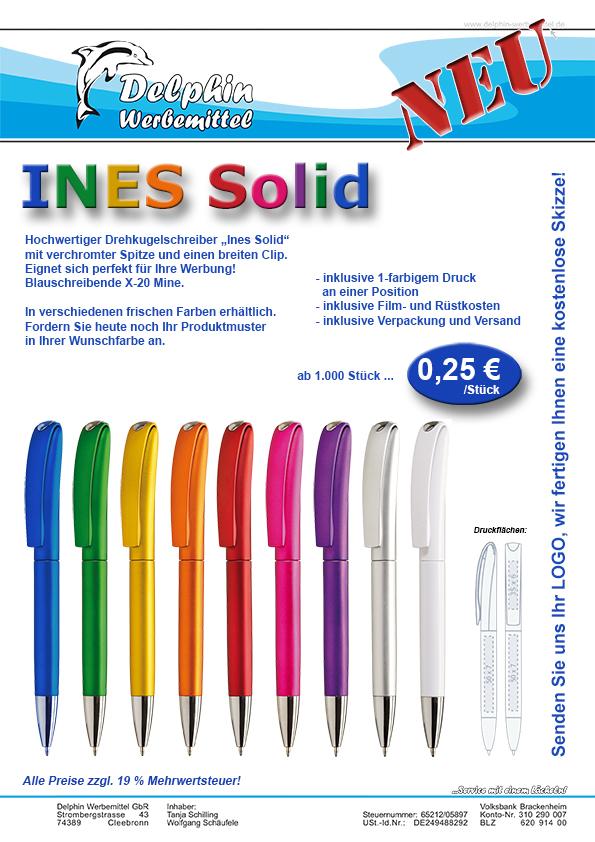 Flyer Ines Solid